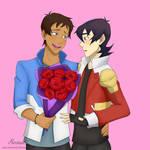 Happy Klance Valentine by Serina67