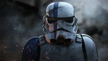 Stormtrooper by juhone