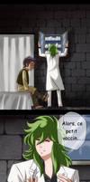 Saint seiya parodie 9 by Korin2b