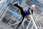 Lee Chaolan, Pulse Blast (Tekken) by Adriatan