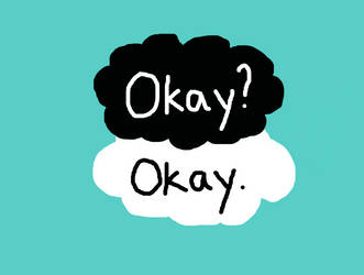 Okay? Okay. by luvdrawing2