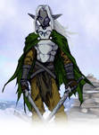 Drizzt by mourne