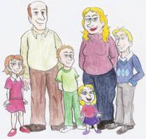 Valeria's family by Violeta960