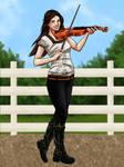 Freya Lambe by Caterang8