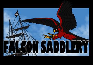 Falcon Tack Logo by Caterang8