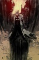 Batman by A-Muriel