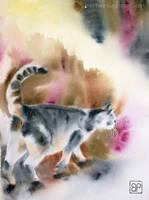 Kocie Tajemnice/Cat's mystery by stokrotas