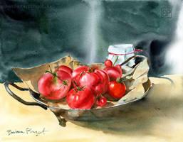 Adios pomidory by stokrotas