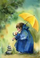 Tesknota za deszczem/Waiting for the rain by stokrotas