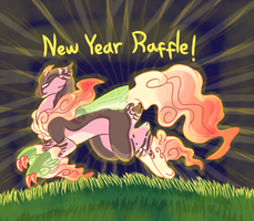 Tarrions New Year Raffle! by Furyono