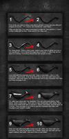 Broken hole brush tutorial by simonohm