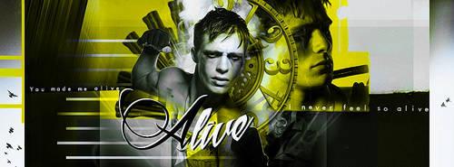 Alive | Colton Haynes by glsd546