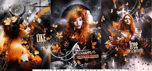 Angel-Autumn-Butterfly by glsd546