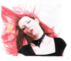 Simone Simons 7 by rpmsauron