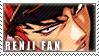 Bleach Renji Stamp by erjanks