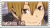 Durarara Masaomi Stamp by erjanks