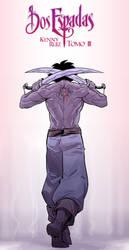 Kenny ruiz dos espadas tomo 3 vive by KennyRuiz