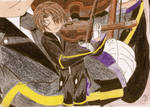 Kazuki Minori drawing by gaktion
