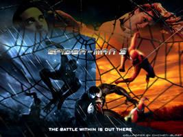 Spider-man 3:The Battle Within by chicken-blast