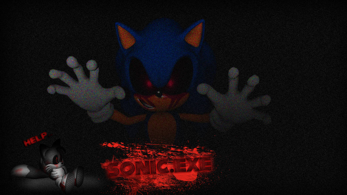 Sonic Exe Wallpaper By Nuryrush On Deviantart