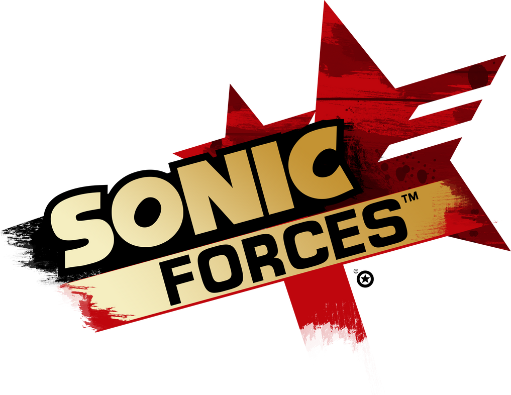 Sonic Forces Logo By NuryRush On DeviantArt