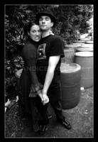 Amanda and Brian by ozrock79