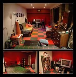 ze room by ozrock79