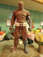 Miller inspired Batman WIP by logan250