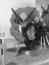Sam Kieth Wolverine finished by logan250