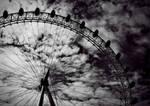 London Eye by sabotazystka