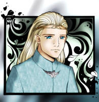 Heavenly Elf Prince by Neldorwen