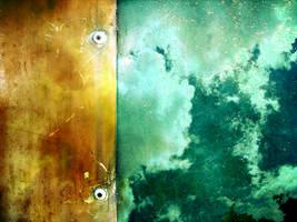 Grungeious skies. by oscarrocks00