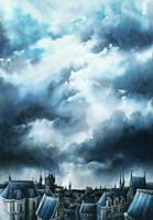 La ville Morte by TheDoubleDwarf