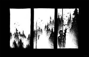 Dans les bois by TheDoubleDwarf