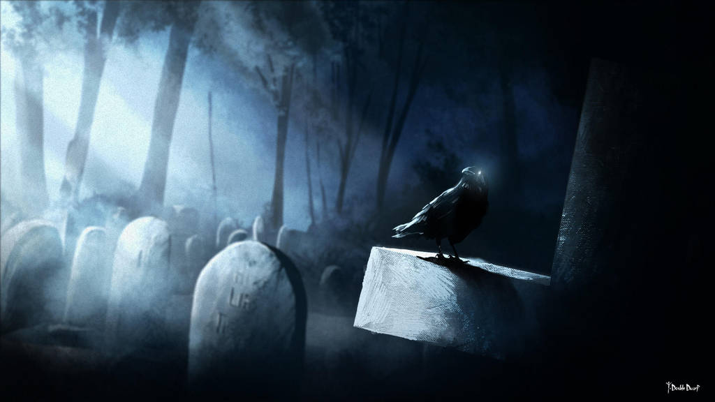 Lord of Tombstones by TheDoubleDwarf