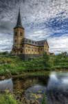 Lofoten Cathedral by Azagh