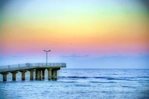 dawn colors by AG-photographya