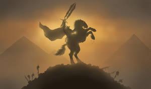 Eternal Warrior by helgephoenix