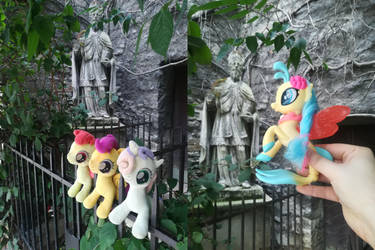 The CMC and Skystar at St. Rupert's Church, Vienna by CMC--Scootaloo