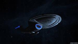 Voyager: Impulse by nethskie