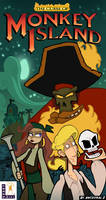 Monkey Island by Ancestral-Z