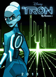 Gem Tron Legacy by Ancestral-Z