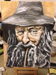 Gandalf The Grey by mad-dragon249