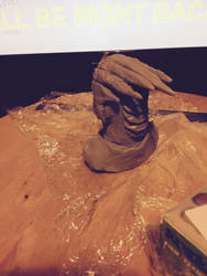 Turian sculpt 3 by mad-dragon249