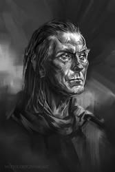Portrait - Scholar by h1fey