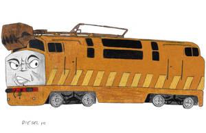 TTTE: Diesel 10 by Bladez636