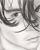 Johnny Depp by elvenart24