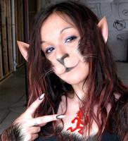 AngelKast Kitty by WereKatt