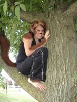 Squirrel by WereKatt