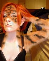 La Tigre by WereKatt